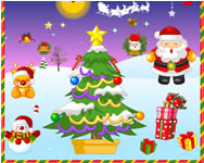 Christmas snow world j�t�k