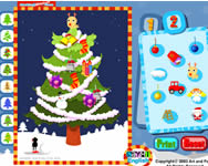 Making christmas tree T�lap�s kar�csonyi j�t�kok